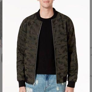 NWT American Rag Camo Bomber Jacket